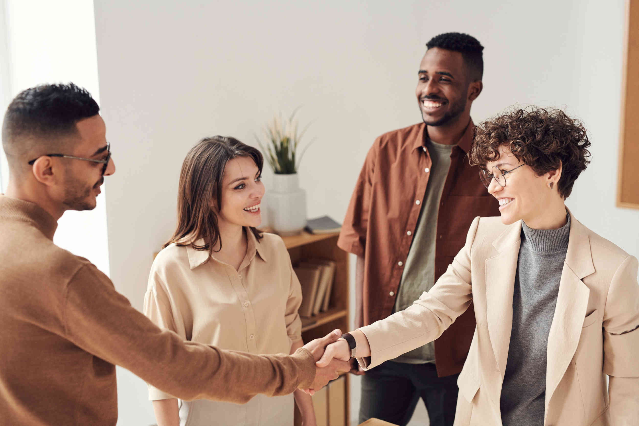 The Golden Rule of Networking - NC Business Blog